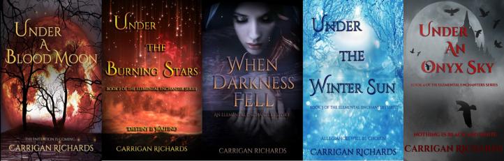 Elemental Enchanters Series