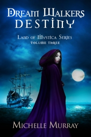 Dream walkers destiny ebook cover